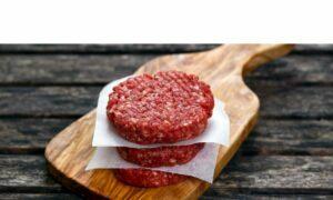 essential fatty acids organic beef patty