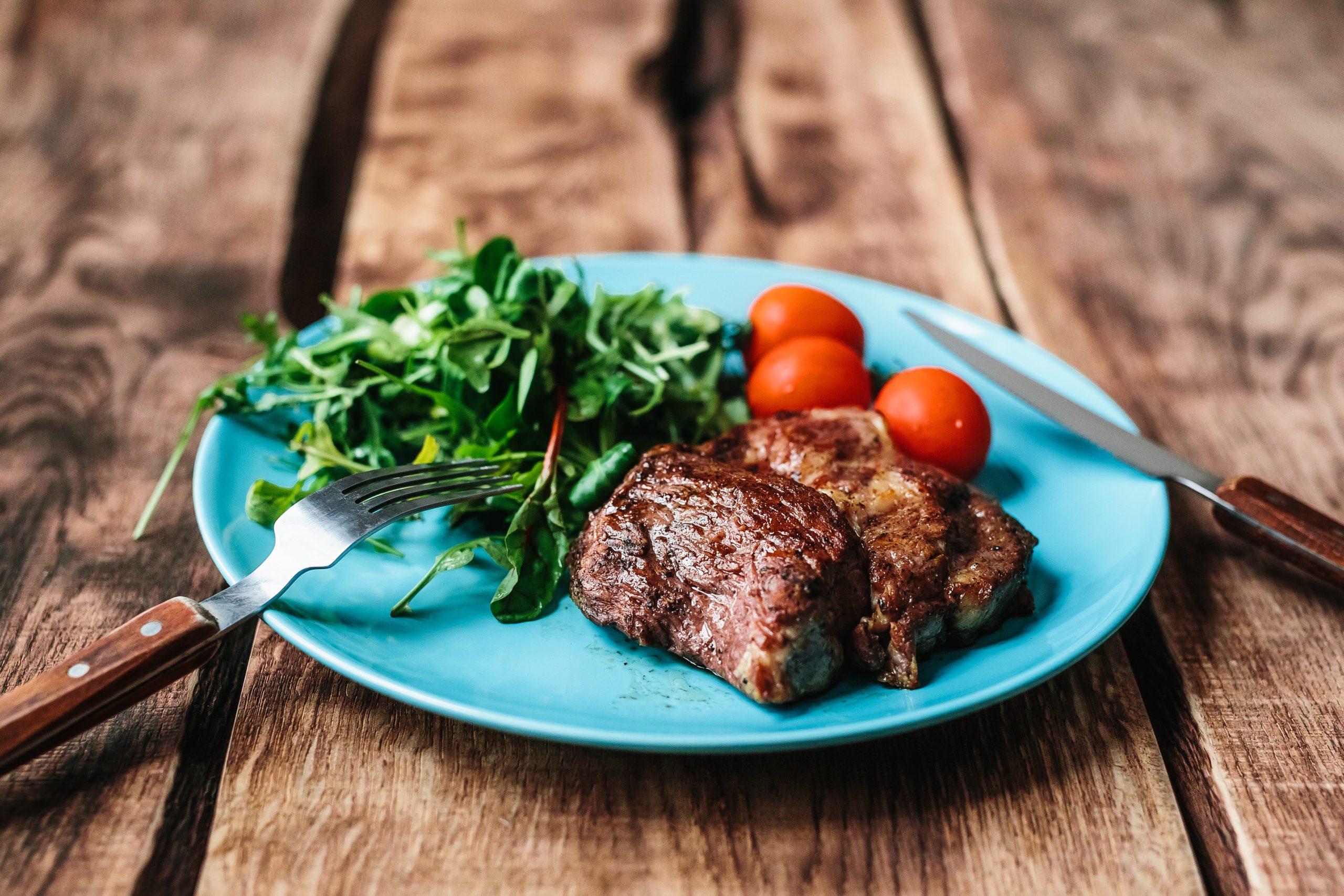 organic grass-fed beef